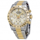 Rolex Daytona Steel and Yellow Gold 116523