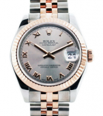 Rolex Datejust Lady 31 mm Steel and Everose Gold 178271