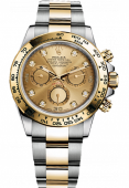 Rolex Daytona Cosmograph 40mm Steel and Yellow Gold 116503-0006