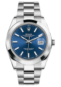 Rolex Datejust 41 mm Steel 126300-0001