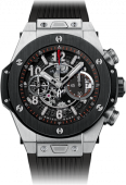 Hublot Big Bang Unico Titanium Ceramic 45mm 411.NM.1170.RX