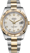 Rolex Datejust II 41 mm Steel and Yellow Gold 116333