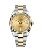 Rolex Datejust 41 mm 126333 Champagne