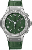 Hublot Big Bang Dark Green Diamonds 341.SV.5290.LR.1104