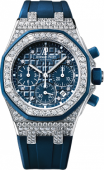 Audemars Piguet Ladies Royal Oak Offshore Chronograph 26092CK.ZZ.D021CA.01