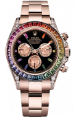 Rolex Cosmograph Daytona 116505 RainBow FIXING