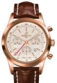 Breitling Transocean Chronograph GMT RB045112