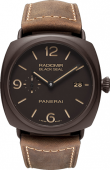 PANERAI RADIOMIR COMPOSITE BLACK SEAL 3 DAYS PAM 00505