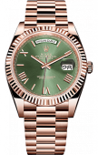 Rolex Day-Date 40 mm Everose Gold 228235-0025
