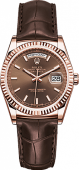 Rolex Day-Date 36 mm Chocolate 118135