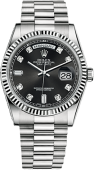 Rolex Day-Date 36 mm White Gold 118239