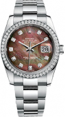 Rolex Datejust 36mm Steel and White Gold 116244 bpd