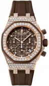 Audemars Piguet Ladies Royal Oak Offshore Chronograph 26092OK.ZZ.D080CA.01
