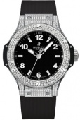 Hublot Big Bang Steel Diamonds 361.SX.1270.RX.1704