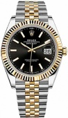 Rolex Datejust 41 mm Steel and Yellow Gold 126333