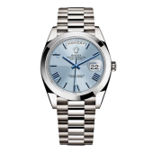Rolex Day-Date 40 mm Platinum 228206 new