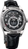 Rolex Sky-Dweller 42mm White Gold 326139