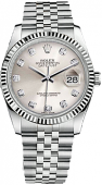 Rolex Datejust 36mm 116234 silver