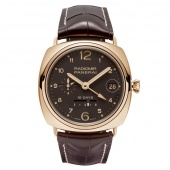 PANERAI RADIOMIR 10 Days GMT PAM 00497