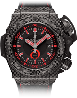 Hublot King Power Alinghi 4000 Carbon Fiber 731.QX.1140.NR.AGI12