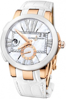 UN Executive Dual Time Lady 246-10/391