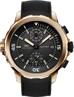 IWC Aquatimer Chronograph Edition «Expedition Charles Darwin» IW379503