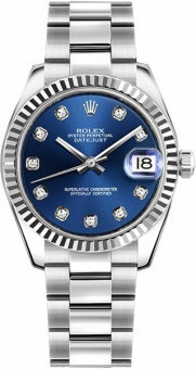 Rolex Datejust 31mm Steel 178274