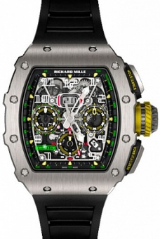 Richard Mille AUTOMATIC FLYBACK CHRONOGRAPH RM 11-03