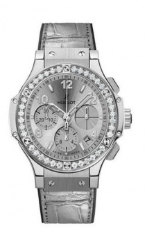 Hublot Big Bang Steel Diamonds 341.SX.4310.LR.1204