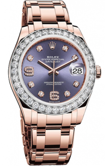 Rolex Datejust Special Edition Pearlmaster 39 мм 86285-0004