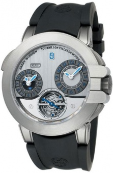 Harry Winston Z5 Tourbillon 400-MATTZ45ZC-WA