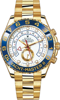 Rolex Yacht-Master II 44mm Yellow Gold 116688