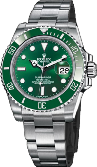 Rolex Submariner 40mm Steel Ceramic 116610LV