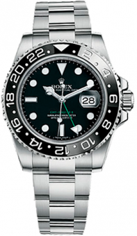 Rolex GMT-Master II 40mm Steel 116710LN