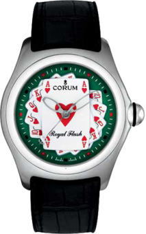 Corum Bubble Royal Flush 082.170.20 OF01