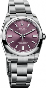 Rolex Datejust 36 mm Steel 116000