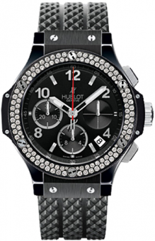 Hublot Big Bang 41 MM Black Ceramic Black Magic 341.CV.130.RX.114
