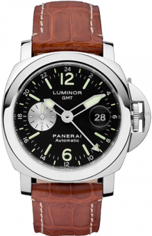 PANERAI LUMINOR GMT AUTOMATIC ACCIAIO PAM 00088