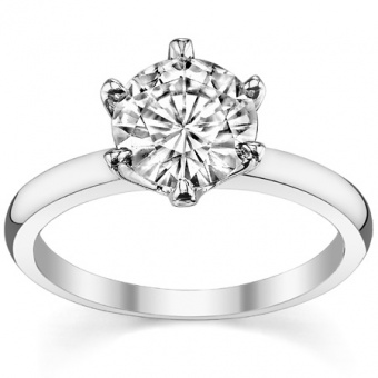 Кольцо Tiffany & Co 1.51 ct.