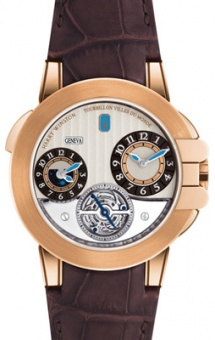 Harry Winston Ocean Collection GMT Traveler 400/MATTZ45RL.WA
