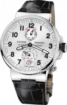 UN Chronometer Manufacture 1183-126/61