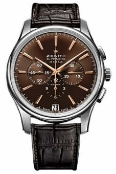 Zenith Captain Chronograph 03.2110.400/75.C498