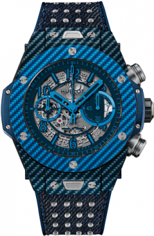 Hublot Big Bang King Italia Independent Blue Texalium 411.YL.5190.NR.ITI15