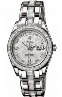 Rolex Day-Date Special Edition Platinum 18956 BRIL