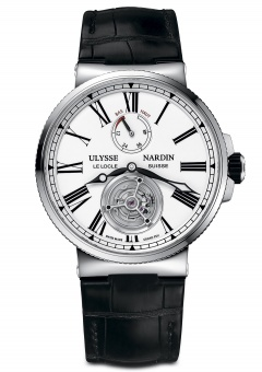 UN Marine Chronometer Tourbillon 1283-181/E0