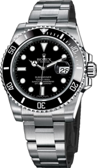 Rolex Submariner 40mm Steel Ceramic 116610LN