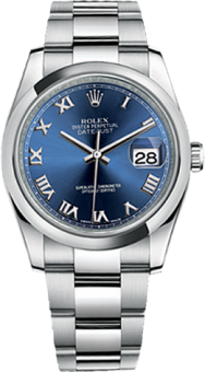 Rolex Datejust 36 mm Steel 116200-0060